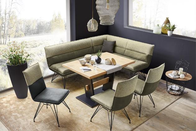 Jídelní lavice Smile a židle 1219 (KOINOR)