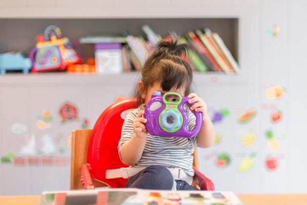Jak vytvořit dětský pokojíček snů? (Zdroj: Mikes-Photography/ Unsplash)