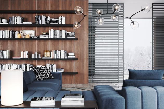Dveře Idealine, čirá skleněná výplň pohledově rozčleněná hliníkovými profily, cena od 25 834 Kč/m2, WWW.JAPCZ.CZ