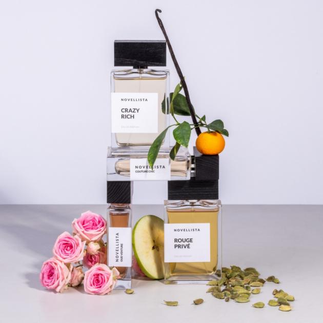 Za značkouNOVELLISTAstojí nezávislý mezinárodní tým parfémových znalců, profesionálních umělců, literárních nadšenců a milovníků designu a umění.