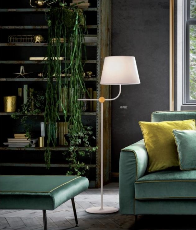 Popřemýšlejte, kam chcete lampu postavit a zamyslete se nad tím, kolik prostoru na ni máte. Co si budeme povídat, některé stojací lampy zaberou pěkný kus místa.