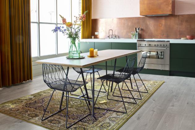 Speciální téma: Podlaha v kuchyni 4x jinak