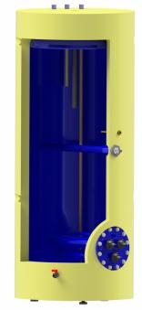 Unikátní fotovoltaický ohřívač vody Slunečnice (model S1)