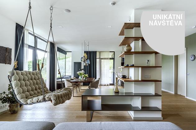 Investor přesně věděl, v jaké lokalitě by měl stát jeho vysněný dům, do kterého vloží nejen nemalé finance, ale především velkou míru úsilí.